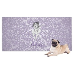 Ballerina Pet Towel (Personalized)