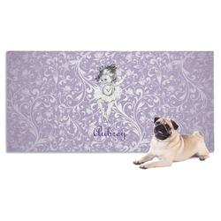 Ballerina Pet Towel (Personalized)