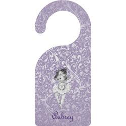 Ballerina Door Hanger (Personalized)