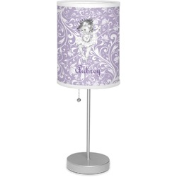 "Ballerina 7"" Drum Lamp with Shade (Personalized)"