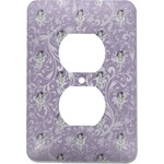 Ballerina Electric Outlet Plate (Personalized)