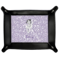 Ballerina Genuine Leather Valet Tray (Personalized)