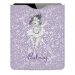 Ballerina Genuine Leather iPad Sleeve (Personalized)