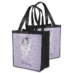 Ballerina Grocery Bag (Personalized)