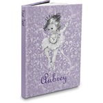 Ballerina Hardbound Journal (Personalized)