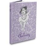 Ballerina Hardbound Journal (Personalized)