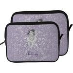Ballerina Laptop Sleeve / Case (Personalized)
