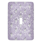 Ballerina Light Switch Covers (Personalized)