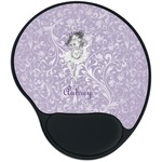 Ballerina Mouse Pad with Wrist Support