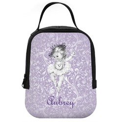 Ballerina Neoprene Lunch Tote (Personalized)