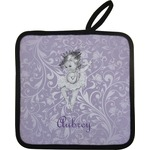 Ballerina Pot Holder (Personalized)