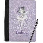 Ballerina Notebook Padfolio (Personalized)