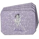 Ballerina Dining Table Mat - Octagon w/ Name or Text