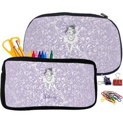 Ballerina Pencil / School Supplies Bag (Personalized)