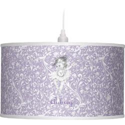 Ballerina Drum Pendant Lamp (Personalized)