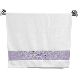 Ballerina Personalized Bath Towel