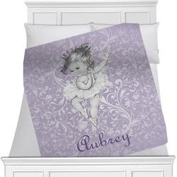 Ballerina Blanket (Personalized)