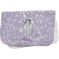 Ballerina Burp Cloth (Personalized)