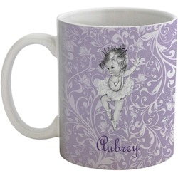 Ballerina Coffee Mug (Personalized)