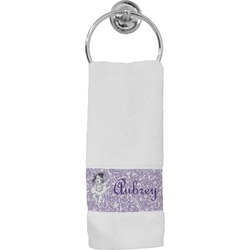 Ballerina Personalized Hand Towel