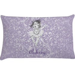 Ballerina Pillow Case (Personalized)
