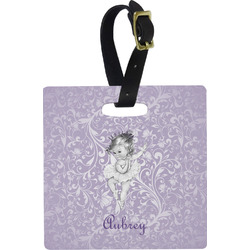 Ballerina Luggage Tags (Personalized)