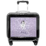 Ballerina Pilot / Flight Suitcase (Personalized)