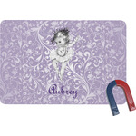 Ballerina Rectangular Fridge Magnet (Personalized)