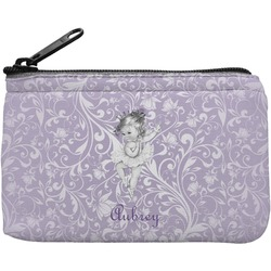 Ballerina Rectangular Coin Purse (Personalized)