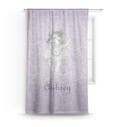 Ballerina Sheer Curtains (Personalized)