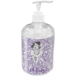 Ballerina Acrylic Soap & Lotion Bottle (Personalized)