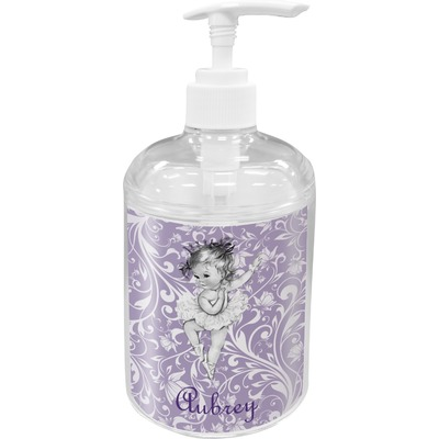 Ballerina Soap / Lotion Dispenser (Personalized)