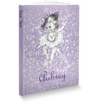Ballerina Softbound Notebook (Personalized)