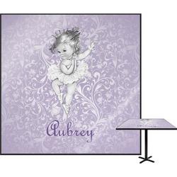 Ballerina Square Table Top (Personalized)