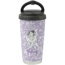 Ballerina Stainless Steel Travel Mug (Personalized)