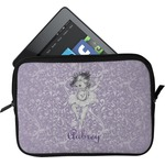 Ballerina Tablet Case / Sleeve (Personalized)