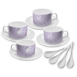 Ballerina Tea Cup - Set of 4 (Personalized)