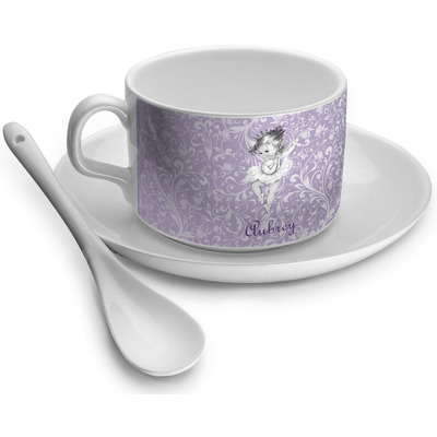 Ballerina Tea Cups (Personalized)
