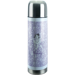Ballerina Stainless Steel Thermos (Personalized)