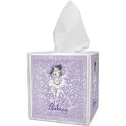 Ballerina Tissue Box Cover (Personalized)