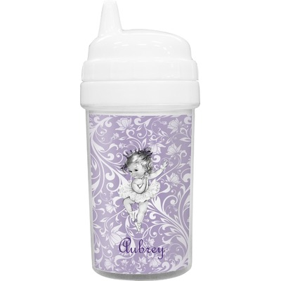 Ballerina Sippy Cup (Personalized)