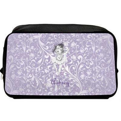 Ballerina Toiletry Bag / Dopp Kit (Personalized)