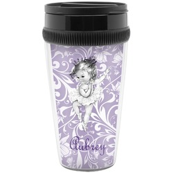 Ballerina Travel Mugs (Personalized)
