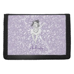 Ballerina Trifold Wallet (Personalized)