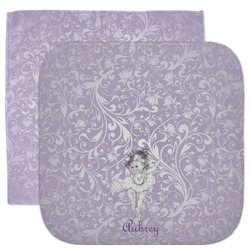 Ballerina Facecloth / Wash Cloth (Personalized)