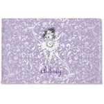 Ballerina Woven Mat (Personalized)