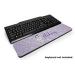 Ballerina Keyboard Wrist Rest (Personalized)