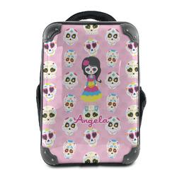 Kids Sugar Skulls Hard Shell Backpack (Personalized)