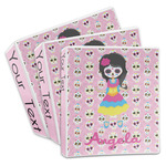 Kids Sugar Skulls 3-Ring Binder (Personalized)