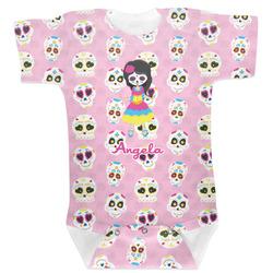 Kids Sugar Skulls Baby Bodysuit (Personalized)